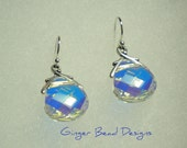 Swarovski Crystal Briolette Earrings