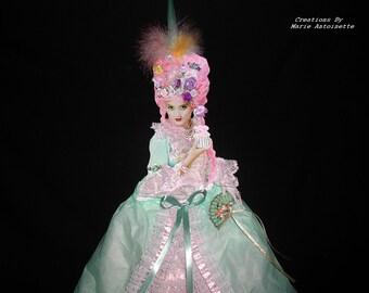 Marie Antoinette  Paper Doll.....CSST