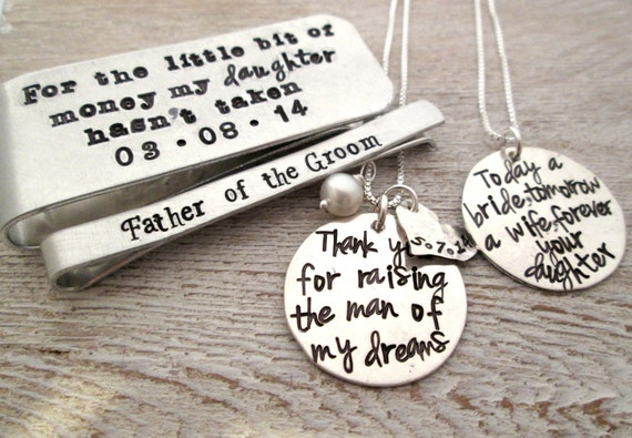Personalised Wedding Gifts For Parents : Personalized Wedding Gifts for Parents of the Bride and Groom - Father ...