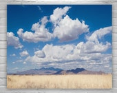 Sky Artwork, Cloud Art, Prairie Photography, Mountain Western Landscapes, Arizona Landscape, Tucson, Fine Art Photography