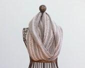Easy Crochet  Pattern, Crochet Infinity  Scarf Pattern, Instant Download,  Cowl Scarf,  PDF Pattern