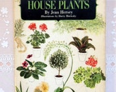 The Womans Day Book of House Plants by Jean Hersey