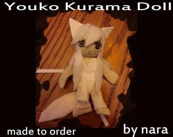 Youka  Kurama Doll Pendant