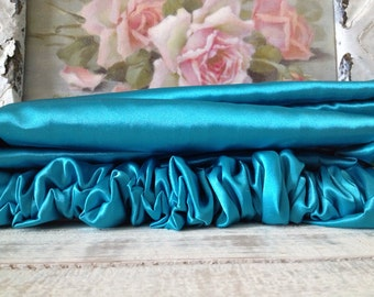 Island Teal Blue Chandelier or Cord Cover - Lighting - Chandelier Cover - Frozen Inspired Chandelier Cover
