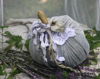lavender wave - a fairytale sea-pumpkin