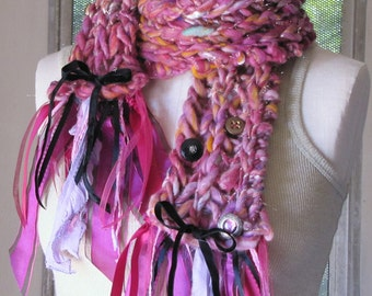 Enchanted Forest Scarf -Fairyfruits