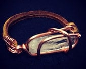 Men's Quartz & leathe...