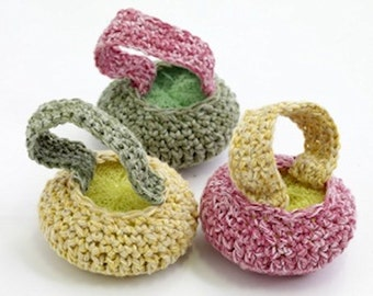 Crochet Stitches Lp : KITCHEN CROCHET SCRUBBIE PATTERNS CROCHET