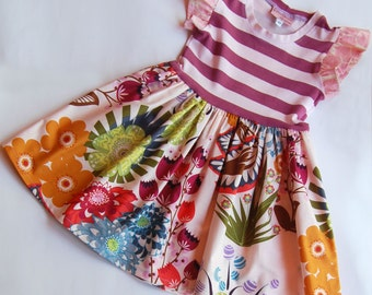 Girls Kinley Grace Dress