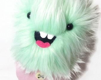 Cute Plush Monster - Furry Kawaii Stuffed Toy