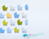 Fabric Card - Baby Boy