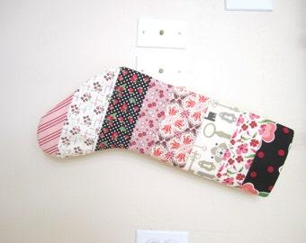 Patchwork Stocking