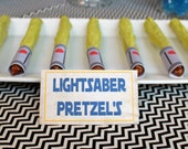 INSTANT DOWNLOAD Light Saber Wraps Space Party
