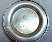 silverplate hotelware plate, the Oriental