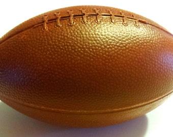 Football Soap - Ball Soap - Ball Soap - Football Fan - Extra Large Soap - You Choose Scent - Gift for Men - Dad