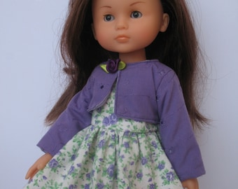 Corolle Les Cheries,Paola Reina Doll Dress and Jacket