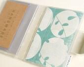 Bifold Card Wallet - Plants Silhouette