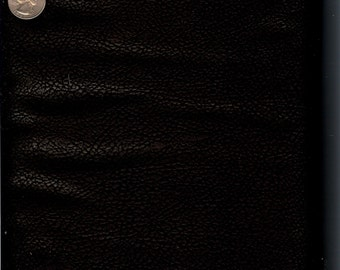 Price Reduced!  Black Faux Leather Texture (16927-BLA1) - 28-inches