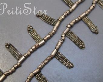 Vintage  Tribal necklace Ethiopian  Fertility charm Jewelry