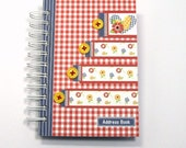Address Book - Red, White and Blue