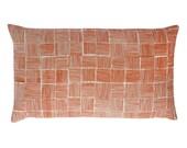 Lines Print Cushion