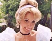 Cinderella Blonde Up Do Adult Costume Wig - A True Enchantment Original