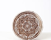 Indian Wood Stamps 288g