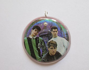 New Kids on the Block Necklace