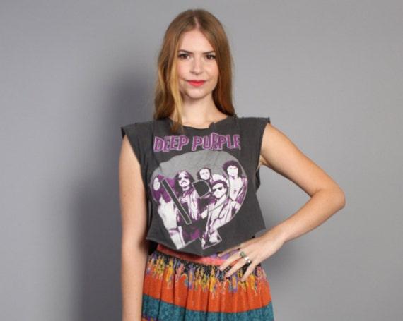 Deep purple tank top shirt shades of deep purple plane ...  |Deep Purple Tank Top