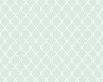 Baby Blue Removable Wallpaper - 8.5 Feet