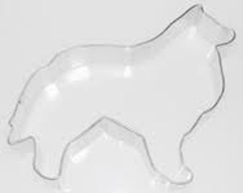 Collie  Cookie Cutter, sheltie cookie cutter dog cookie cutter