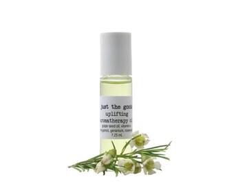 Uplifting Vegan Aromatheraphy Roll-On