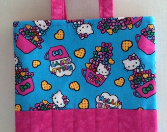 Hello Kitty Crayon Tote