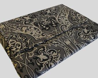 Laptop Sleeve, Tablet Case, Laptop Cover, Tablet Sleeve, Laptop Case, Tablet Cover, Laptop Bag, up to 13 Inch - Black Duchess