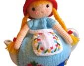 My Train Tea Cosy Pdf Email Knit PATTERN