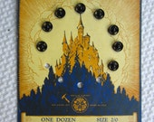 Vintage Snap Fasteners Sewing Notions Eldorado Clinton Sonomor Advertising Fairytale Castle