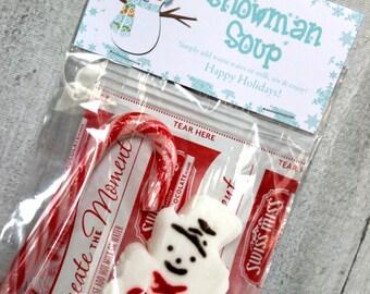 printable christmas smores treat bag toppers | just b.CAUSE
