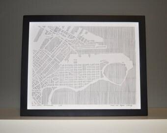 south boston city print