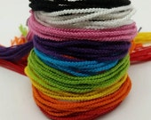 Thin Single Color Friendship Bracelet
