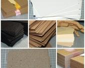 Sample Pack ... Chipboard Samples . Cardstock Samples . Paper Pack . Recycled Cardstock . Eco Friendly Cards . Blank Cards . Choose Samples