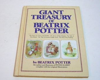 Giant Treasury Of Beatrix Potter