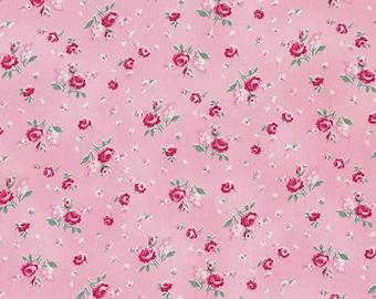 Cherus Rosebuds Billet Doux by Verna Mosquera  for Free Spirit Fabrics PWVM103-CHER