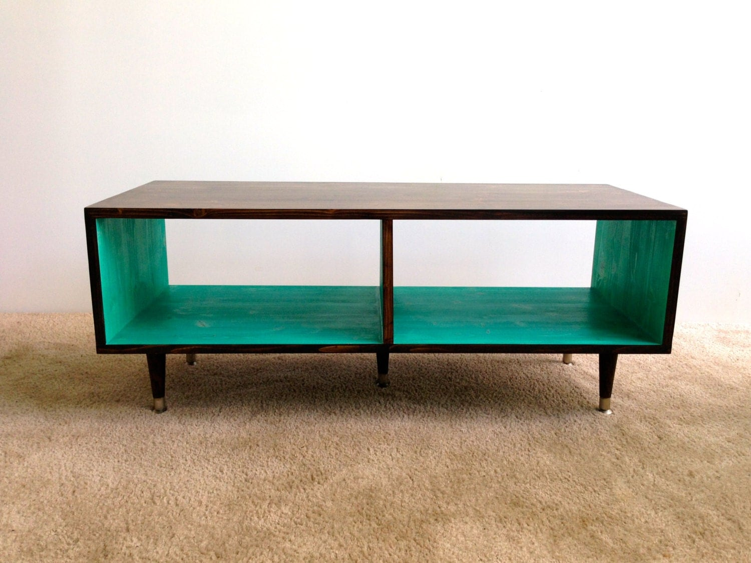 Free shippingdia table coffee table mid century modern tv zoom geotapseo Gallery