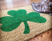 Lucky Irish Doormat