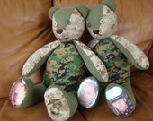 22 inch Memory Bear - Made to Order