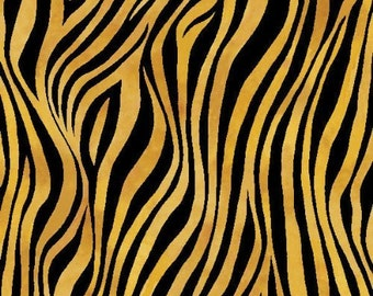 Popular Items For Gold Tiger Stripe On Etsy