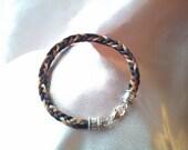 Custom Order for Genevieve - Horsehair bracelet and Tassels