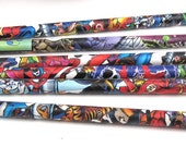 Recycled Comic Covered #2 Pencils
