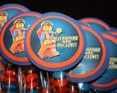 17  Lego Theme Candy Filled Treat Sacks