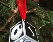 The Nightmare Before Christmas Ornament